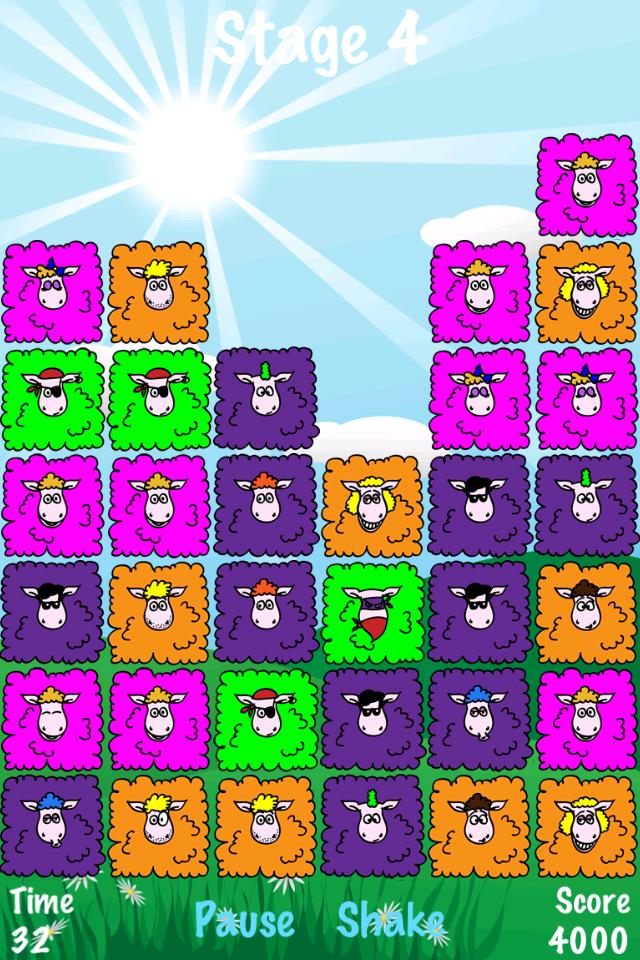 Screenshot Sheep-O-Rama